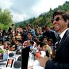 Shahrukh Khan At A Press Conference in Srinagar