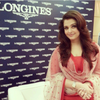 Aishwarya Rai Bachchan At Longines Singapore Gold Cup