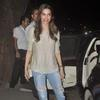 Deepika Padukone Stylish Look At Nido Bar Bandra