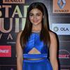 Alia Bhatt Looks Stunning At The Star Guild Awards 2015 Red Carpet