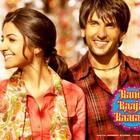 Ranveer and Anushka at Band Baaja Baaraat wallpaper