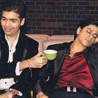 Karan Johar is SRK's Lucky Mascot