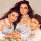 Classic Beauty Rekha hot wallpapers