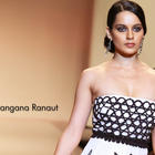 Curly Hair Beauty Kangana Ranaut wallpapers