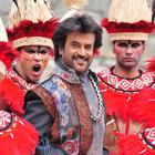 Stylist Actor Rajinikanth latest photos