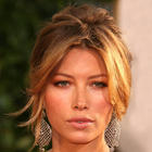 Jessica biel makeup face photo