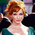 White Beauty Christina Hendricks photos