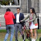 Ek Tha Tiger Movie On Location Stills