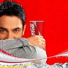 Aamir Khan in Coca Cola wallpaper