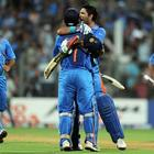 Yuvraj Singh at Cricket world cup  final India vs Sri Lanka