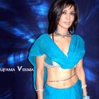 Hot Madel Anupama verma wallpapers