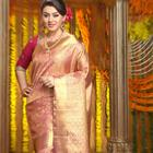 Hansika Motwani in Chennai Silks Advertisement Photo Shoot