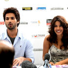 Stars at Press Conference of Indian Film Festival Melbourne 2012