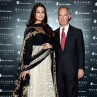 Aishwarya Rai Attended The Opening of the Bulgari Hotel and Residences