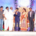 Ram Charan and Upasana Wedding Reception Photos