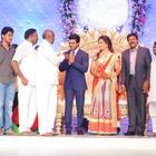 Ram Charan and Upasana Wedding Reception Photos