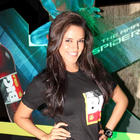 Neha Dhupia Unveil of AJE Big Cola Launch
