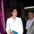 Sonam Kapoor at Special Screening of Gangs Of Wasseypur