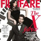 Priyanka Chopra and Shahid Kapoor From Filmfare Shoot