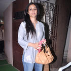 Hot Tabu Khan at Gangs Of Wasseypur Screening