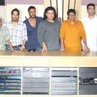 New Hindi Movie Himmatwala Song Recording Event