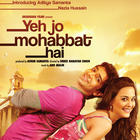 Yeh Jo Mohabbat Hai Bollywood Film First Look Poster