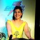 Mandira Bedi at Gold Gym India SuperSpin Challenge