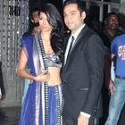 Abhay Deol and Sangeeta Desai