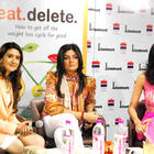Sushmita Sen and Himangini Spotted at Eat Delete Book Launch