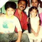 Bollywood Actress Anushka Sharma's Childhood Cute Photos