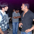 Ranbir Kapoor Snapped With Suniel Shetty