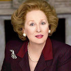 Meryl Playing The Role Of Former British Prime Minister Margaret Thatcher in The Iron Lady and Received Academy Award For Best Actress