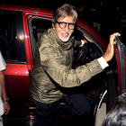 Amitabh Bachchan Snapped at The Special Screening Of Bol Bachchan