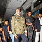 Amitabh at Bol Bachchan Special Screening Event
