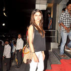 Prachi Desai Looks Gorgeous at The Special Screening Of Bol Bachchan