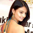 Tollywood Actress Nikitha Narayan Latest Photo Shoot In Saree