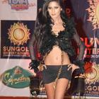 Naked Babe Poonam Pandey Hot Stills