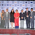 Celebs at Lakme Fashion Week 2012 Press Meet