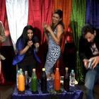 Saif,Deepika and Diana Promoting Their Movie Cocktail on UTV Stars