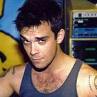 Singer Robbie Williams Latest Stills