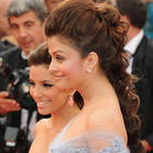 Aishwarya With Eva at Cannes