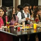 Shahrukh Khan at Chack89 Restaurant In London