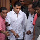 Salman Khan Leaves After Paying Tribute To Superstar Rajesh Khanna