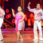 Tusshar and Riteish at Jhalak Dikhhla Jaa 5 To Promote Their Upcoming Film