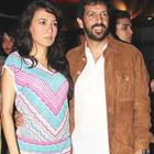 Mini Mathur and Hubby Kabir Khan at The Dark Knight Rises Screening