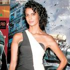 Poorna Jagannathan at the Dark Knight Rises Screening