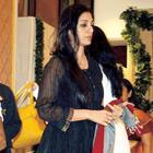 Tabu Khan at Rajesh Khanna's Chautha Ceremony
