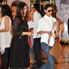 Tabu Khan Snapped at Rajesh Khanna's Chautha Ceremony