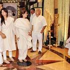 Celebs at Rajesh Khanna Chautha Ceremony