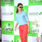 Deepika Padukone at Fiama Di Wills Event